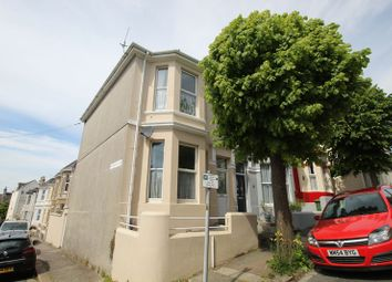 Thumbnail 4 bed terraced house to rent in Pentyre Terrace, Lipson, Plymouth, Devon