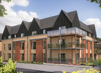 "Thumbnail 2 bed flat for sale in ""Stowe House v2"" at Station Road, Longstanton, Cambridge"