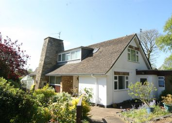 Thumbnail 4 bed detached house for sale in Vicarage Road, Oakham