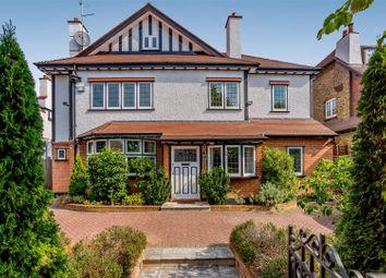 Waldeck Road, Ealing, London W13. 6 bed detached house