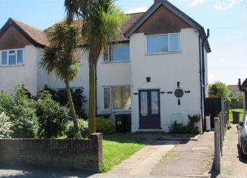 Thumbnail 2 bed semi-detached house for sale in Greenhill Road, Herne Bay