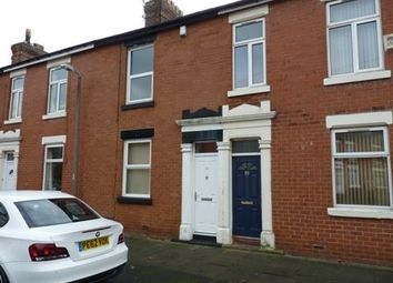 Thumbnail 2 bed terraced house to rent in Fairfield Street, Lostock Hall, Preston