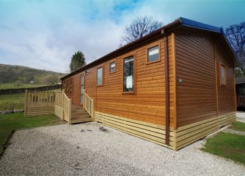Thumbnail 2 bed mobile/park home for sale in Beckside 39, Limefitt Park, Windermere
