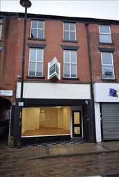 Thumbnail Retail premises to let in 72 Yorkshire Street, Oldham