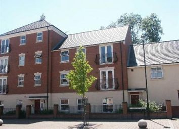 Thumbnail 2 bed flat to rent in Stonechat Road, Rugby