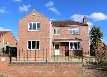 Thumbnail 4 bed detached house for sale in Station Road, Halton Holegate, Spilsby