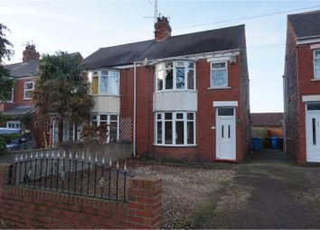 Thumbnail 3 bedroom semi-detached house for sale in Ings Road, Hull