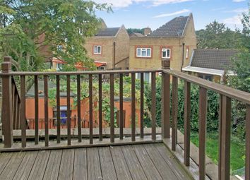 Thumbnail 5 bed town house for sale in Yarrow Crescent, Beckton, London