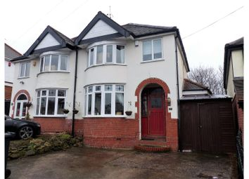 Thumbnail 3 bed semi-detached house for sale in Dennis Hall Road, Stourbridge