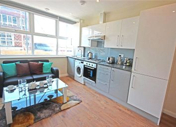 Thumbnail 1 bed flat to rent in Kimberley House, 47-49 Vaughan Way, Leicester