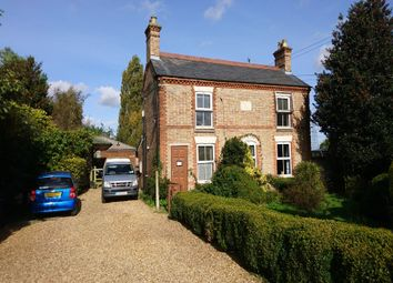 Thumbnail 3 bed detached house for sale in Outwell - Wisbech, Cambridgeshire