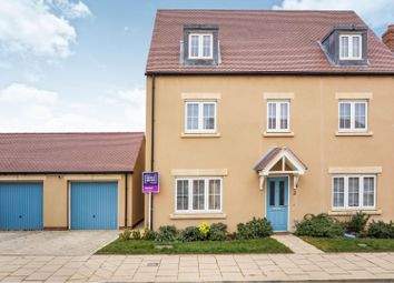 Thumbnail 5 bed detached house for sale in Sandown Road, Bicester