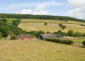 Thumbnail 4 bed detached house for sale in Middlehope, Craven Arms