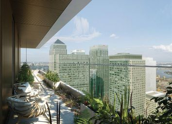 Thumbnail Studio for sale in The Wardian, Mash Wall, Canary Wharf