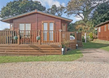 Thumbnail 2 bed mobile/park home for sale in Scotchells Brook Lane, Sandown, Isle Of Wight