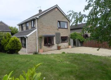 Thumbnail 4 bed detached house for sale in Cold Overton Road, Oakham, Rutland