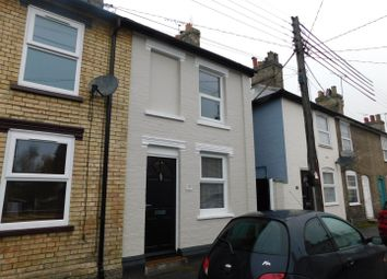 Thumbnail 2 bed end terrace house to rent in Regent Street, Stowmarket
