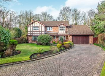 Thumbnail 4 bed detached house for sale in Canterbury Close, Formby, Liverpool