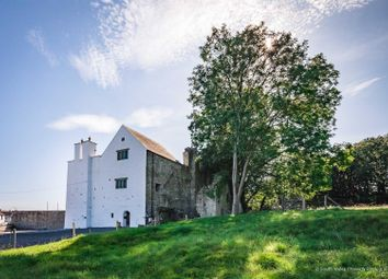 Thumbnail 4 bed country house for sale in The Old Castle, West Street, Llantwit Major