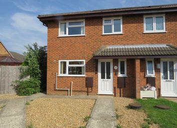 Thumbnail 3 bed terraced house for sale in Harriet Close, Sutton Bridge, Spalding