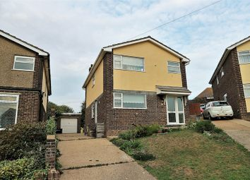 Thumbnail 4 bed detached house for sale in Larksfield Crescent, Dovercourt, Harwich