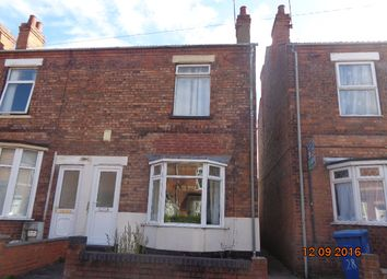 Thumbnail 3 bed semi-detached house to rent in Campbell Street, Gainsborough