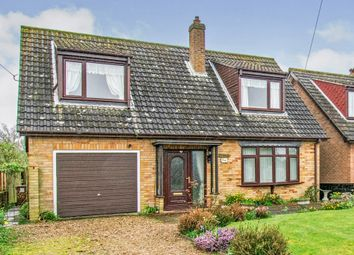 Thumbnail 3 bed detached house for sale in Yaxleys Lane, Aylsham, Norwich