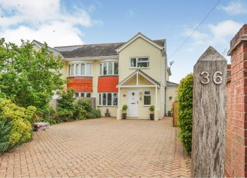 Thumbnail 4 bed semi-detached house for sale in The Avenue, Hambrook, Chichester