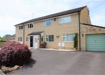 Thumbnail 4 bed semi-detached house for sale in Thorne Gardens, Yeovil
