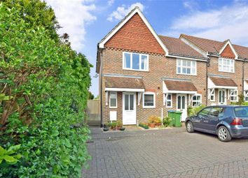 Thumbnail 2 bed end terrace house for sale in Lyntons, Pulborough, West Sussex