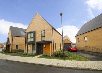 Thumbnail 4 bed detached house for sale in Tolkien Meadow, Tattenhoe, Milton Keynes, Bucks