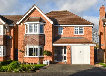 Thumbnail Detached house for sale in Wilmhurst Road, Warwick