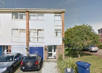 Thumbnail 4 bedroom town house to rent in Cromer Road, Barnet