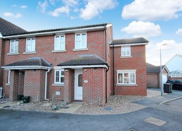 Thumbnail 3 bed terraced house for sale in Bushey Ley, Braintree