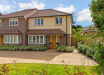 Thumbnail 3 bed semi-detached house for sale in St. Albans Road, Codicote, Hertfordshire