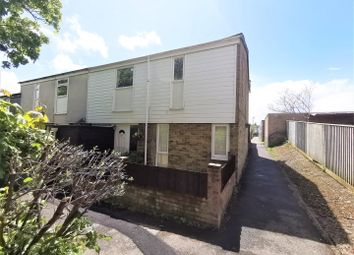 Thumbnail 3 bed end terrace house for sale in Wicklow Close, Basingstoke