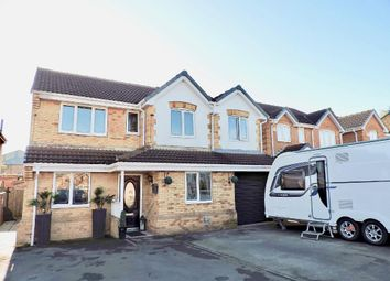 Thumbnail 5 bedroom detached house for sale in Gildhurst Court, Birdwell, Barnsley