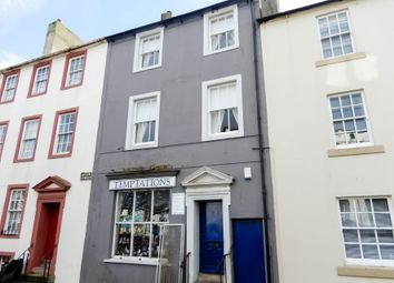 Thumbnail Retail premises for sale in 154 Queen Street, Whitehaven, Cumbria