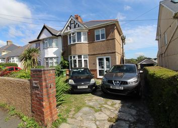 Thumbnail 3 bedroom semi-detached house for sale in Fort Austin Avenue, Plymouth