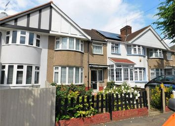 Thumbnail 3 bed terraced house for sale in Sarsfield Road, Perivale, Middlesex