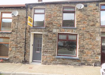 Thumbnail 3 bed terraced house to rent in Pleasant Street, Pentre, Rhondda Cynon Taff.