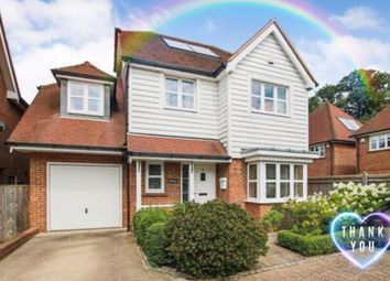 Thumbnail 4 bed detached house to rent in Millfield Close, East Grinstead
