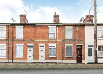 Thumbnail 3 bed terraced house for sale in Elliott Street, Ipswich, Suffolk