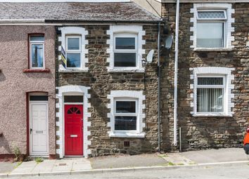 Thumbnail 2 bed terraced house for sale in Neuadd Street, Abertillery, Blaenau Gwent