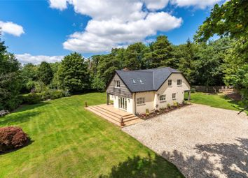 Thumbnail 4 bedroom detached house for sale in Main Road, Itchen Abbas, Winchester, Hampshire
