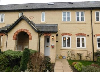 Thumbnail 2 bed terraced house to rent in Middlemarch, Fairfield, Hitchin