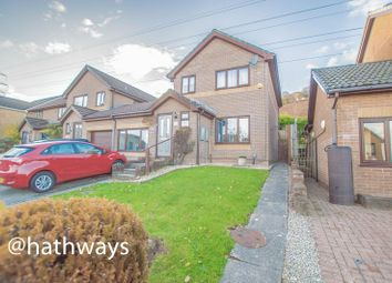 Thumbnail 3 bed detached house for sale in Celandine Court, Ty Canol, Cwmbran