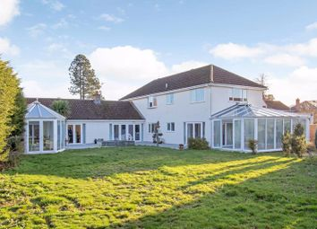 Thumbnail 4 bed detached house for sale in Main Road, Tallington, Stamford
