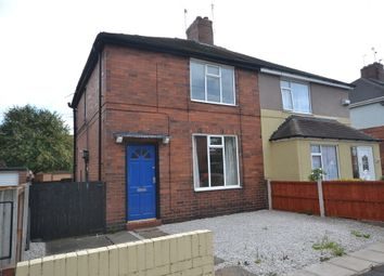 Thumbnail 3 bed semi-detached house to rent in Shaw Street, Hanley, Stoke-On-Trent