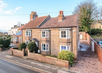 Thumbnail 5 bed detached house for sale in The Green, Acomb, York